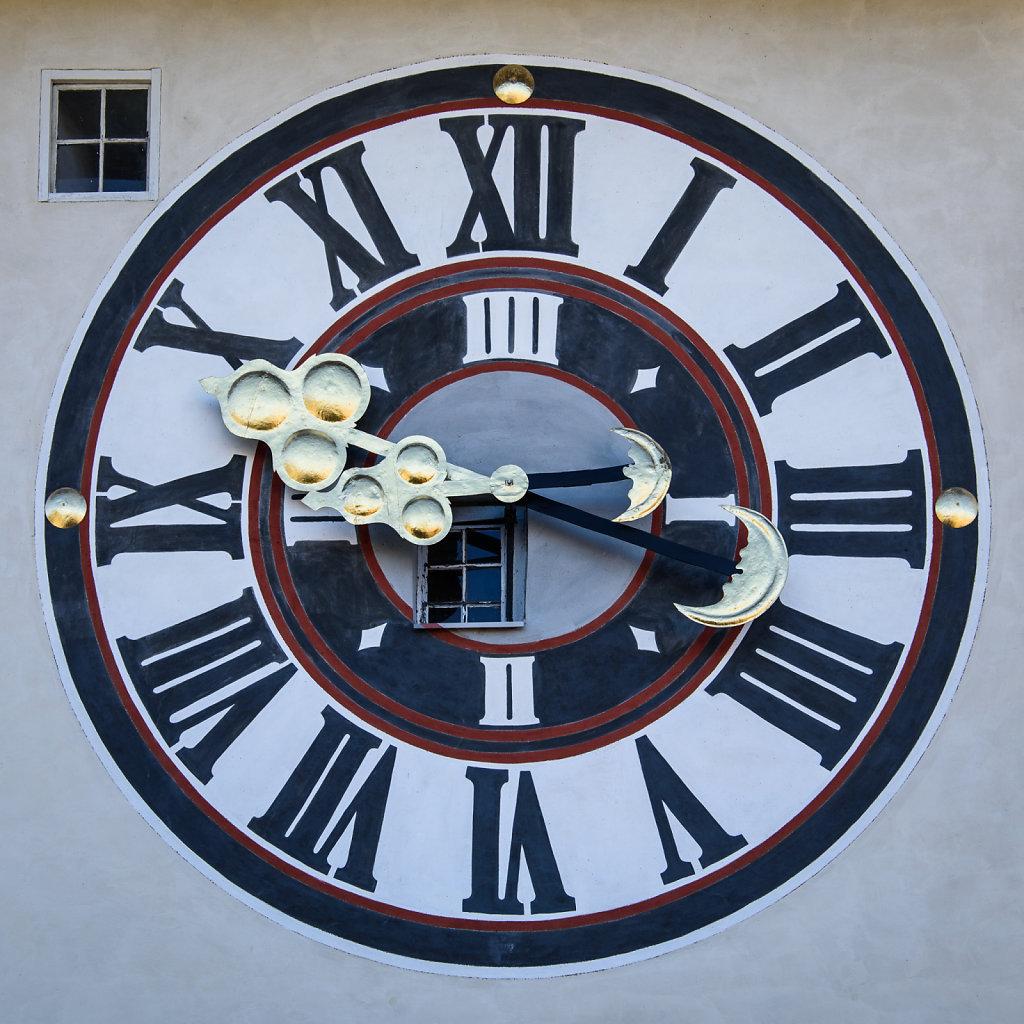 Clock Tower (Uhrturm) of Graz
