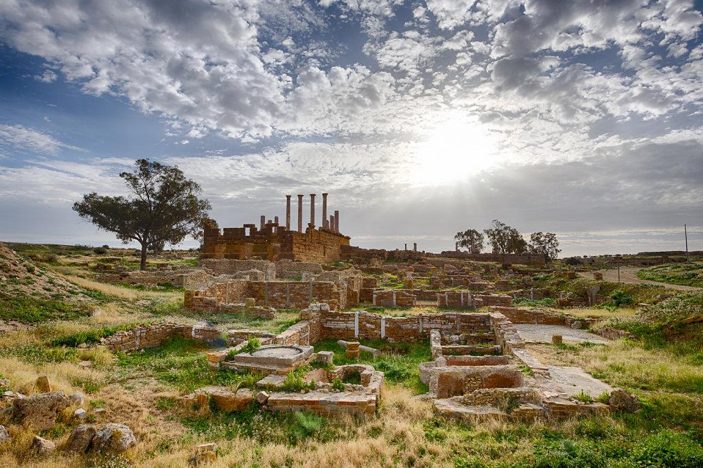 Thuburbo Majus, Tunisia